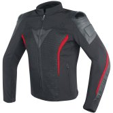 DAINESE Mig Leather-Tex Black / Red