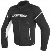 DAINESE Air Frame D1 Tex Black / White