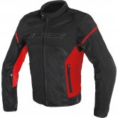 DAINESE Air Frame D1 Tex Black / Red