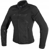DAINESE Air Frame D1 Tex Lady Black
