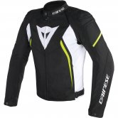 DAINESE Avro D2 Tex Black / White / Yellow Fluo