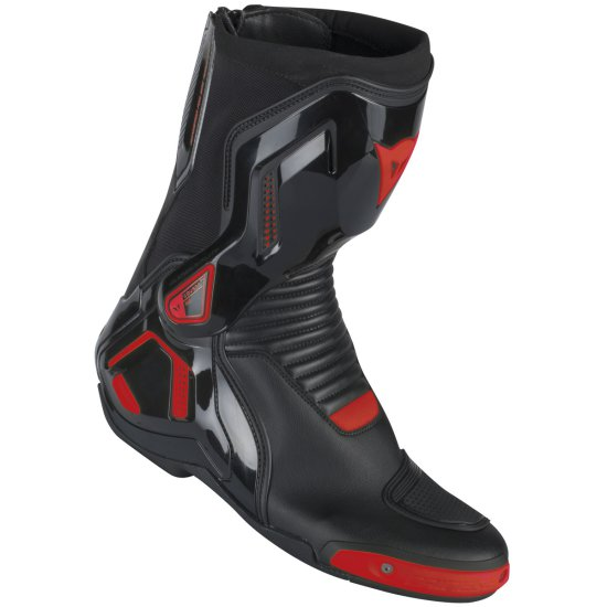 Botas DAINESE Course Out D1 Black / Fluo-Red