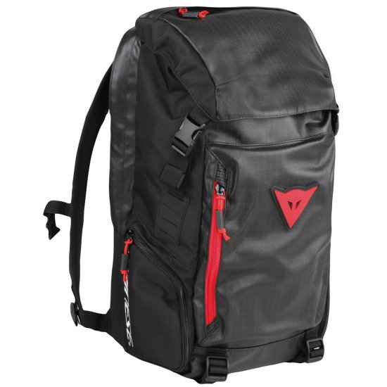 DAINESE D-Throttle Stealth / Black Bag