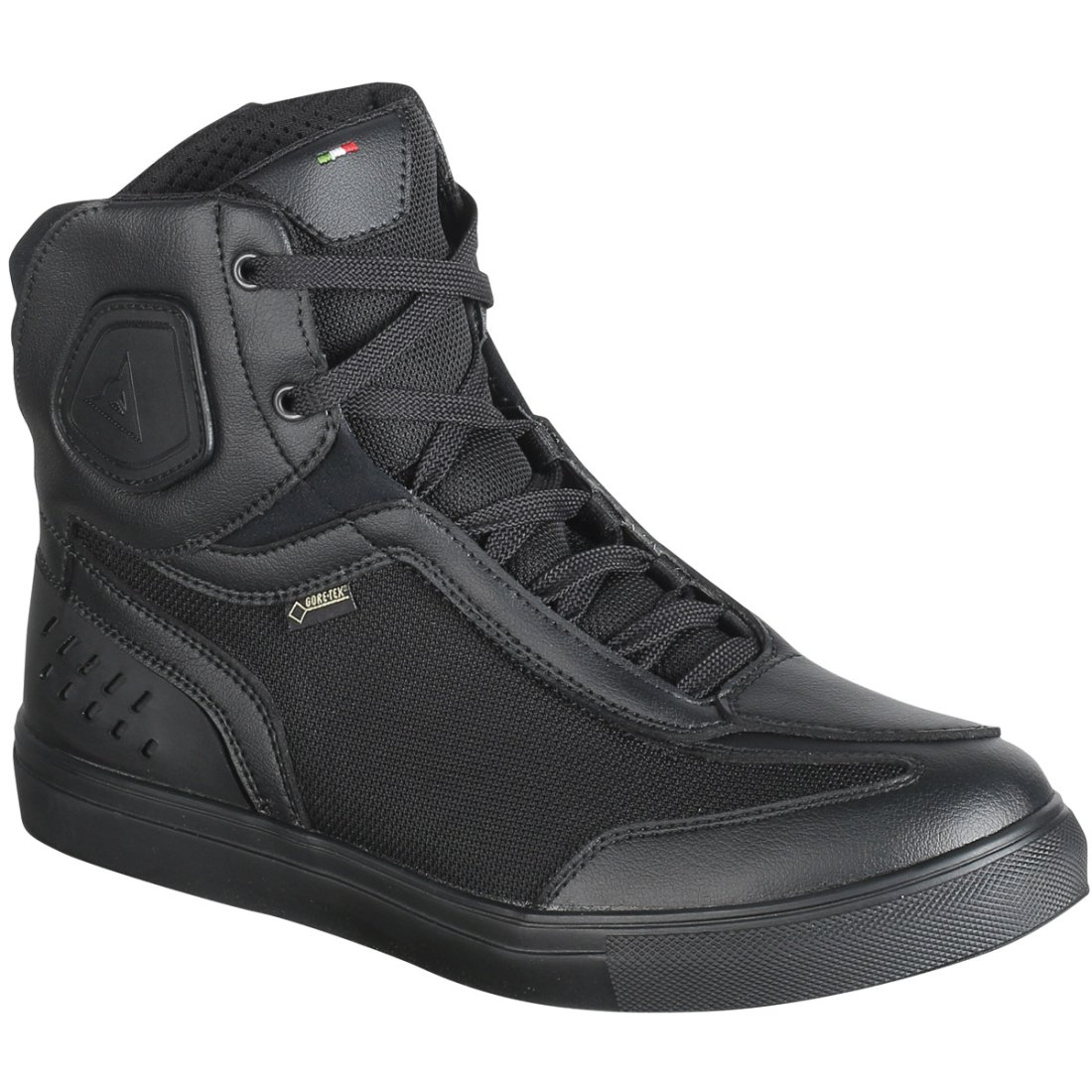 DAINESE Street Darker Gore-Tex Black Boots · Motocard ba324055ba