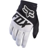 FOX Dirtpaw 2017 Race Black / White