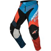 ALPINESTARS Racer 2017 Braap Petrol / Aqua / Orange Fluo