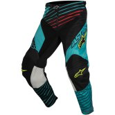 ALPINESTARS Racer 2017 Braap Teal / Black / Yellow Fluo