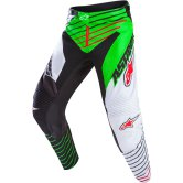 ALPINESTARS Racer 2017 Braap Vegas LE Black / White / Green Fluo