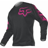 FOX Blackout Lady Black / Pink