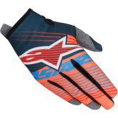 ALPINESTARS Radar Tracker 2017 Petrol / Aqua / Orange Fluo