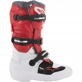 ALPINESTARS Tech 7S Junior White / Red / Grey