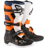 ALPINESTARS Tech 7S Junior Black / Orange / White / Blue