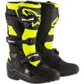 ALPINESTARS Tech 7S Junior Black / Yellow Fluo