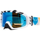 FOX Air Space Rohr White / Spark Blue