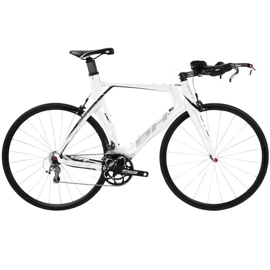 Bicicleta Triatlón BH Aerolight RC 105 10S 2017 White / Grey