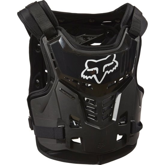 FOX Proframe LC CE Junior Black Protection