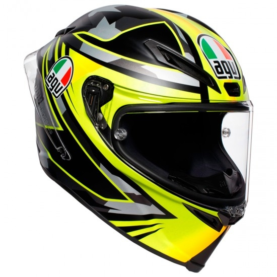 Casco AGV Corsa R Mir Winter Test 2018
