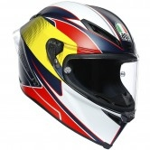 AGV Corsa R Supersport Blue / Red / Yellow