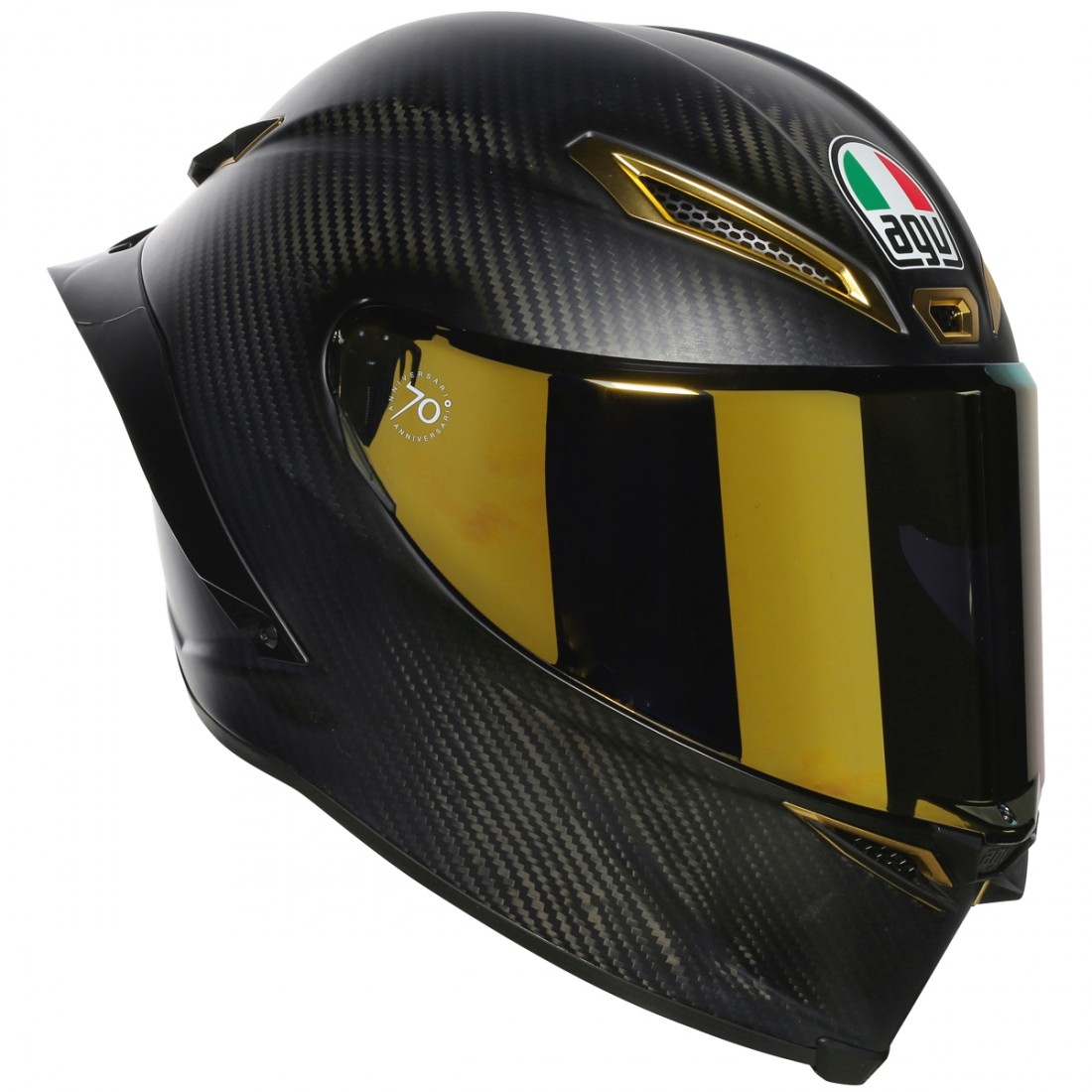 agv pista gp r anniversario matt carbon limited edition helmet motocard. Black Bedroom Furniture Sets. Home Design Ideas