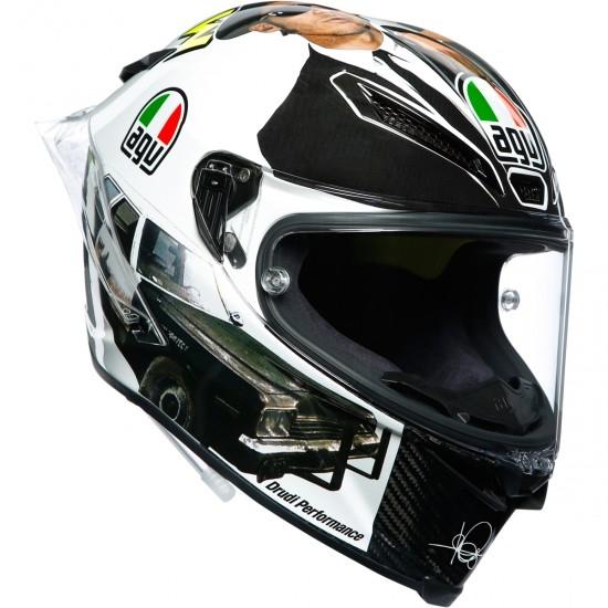 AGV Pista GP R Rossi Misano 2016 Limited Edition Helmet
