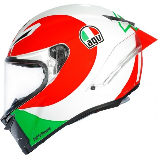 Casco AGV Pista GP R Rossi Mugello 2018 Limited Edition