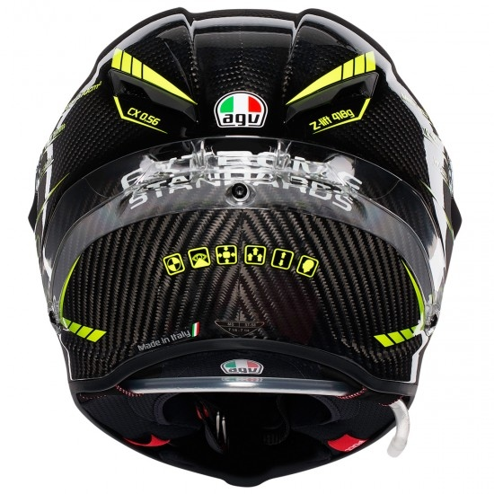 Casco AGV Pista GP R Rossi Project 46 3.0