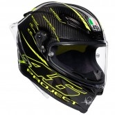 AGV Pista GP R Rossi Project 46 3.0