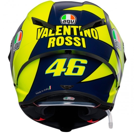 Helm AGV Pista GP R Rossi Soleluna 2018