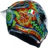 Casco AGV Pista GP R Rossi Winter Test 2018 Limited Edition