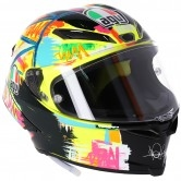AGV Pista GP R Rossi Winter Test 2019 Limited Edition