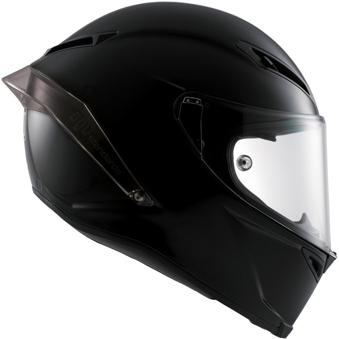 agv corsa r matt black helmet motocard. Black Bedroom Furniture Sets. Home Design Ideas