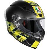Corsa R Rossi V46 Matt Black
