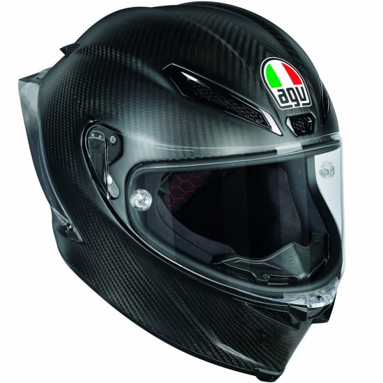 Casco AGV Pista GP R Matt Carbon