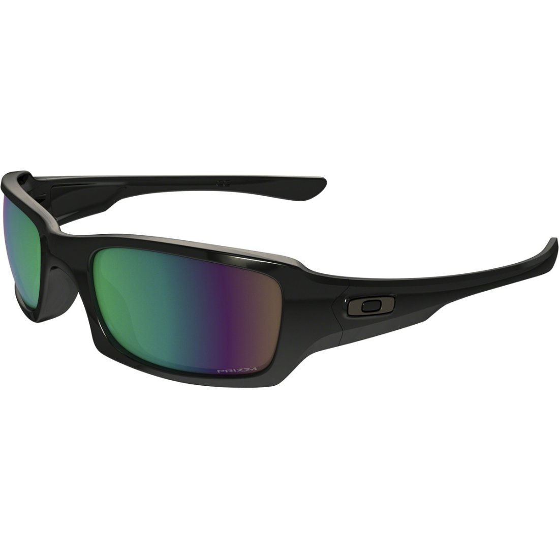 Sonnenbrille OAKLEY Fives Squared Polished Black / Prizm Shallow ...