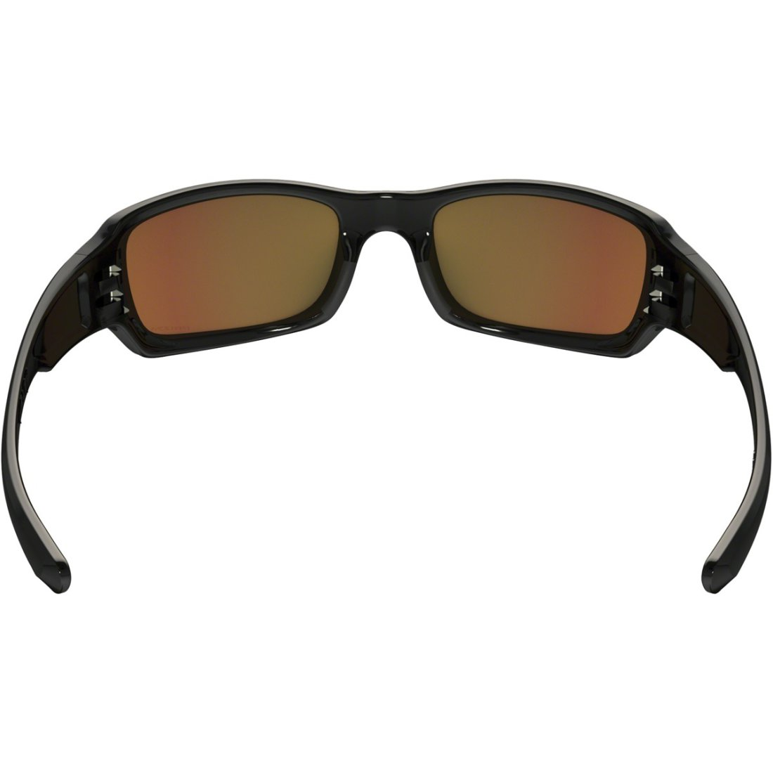 0325e717d5 OAKLEY Fives Squared Polished Black   Prizm Shallow Water Polarized Sun  glasses