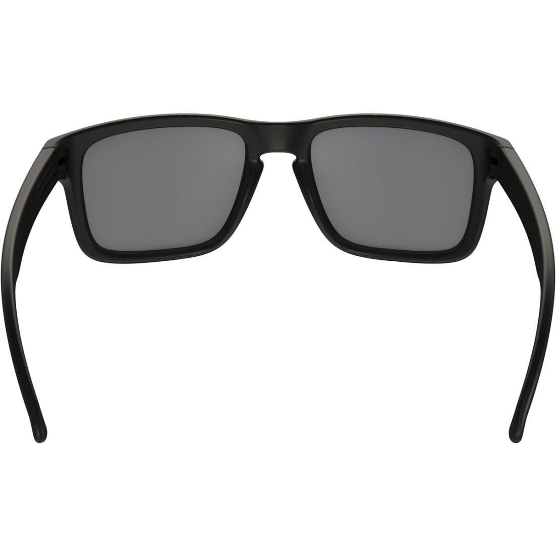 8bb871d54a OAKLEY Holbrook Matte Black   Black Iridium Sun glasses · Motocard
