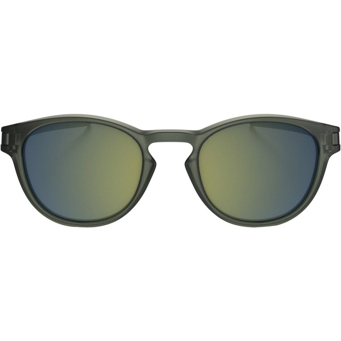 a9e5d78493a4e Óculos de sol OAKLEY Latch Matte Olive Ink   Emerald Iridium · Motocard
