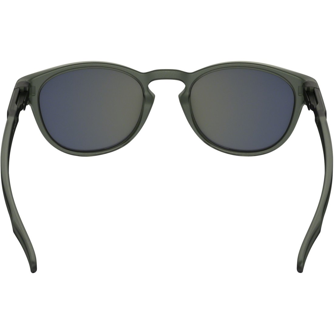 5bbba7ef54 OAKLEY Latch Matte Olive Ink   Emerald Iridium Sun glasses · Motocard