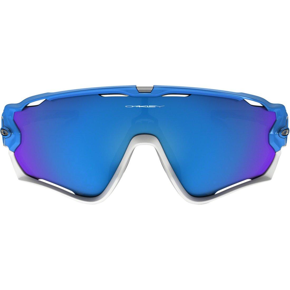 6fe3b73ec77f7 Máscara   Gafas OAKLEY Jawbreaker Sky Blue   Sapphire Iridium · Motocard