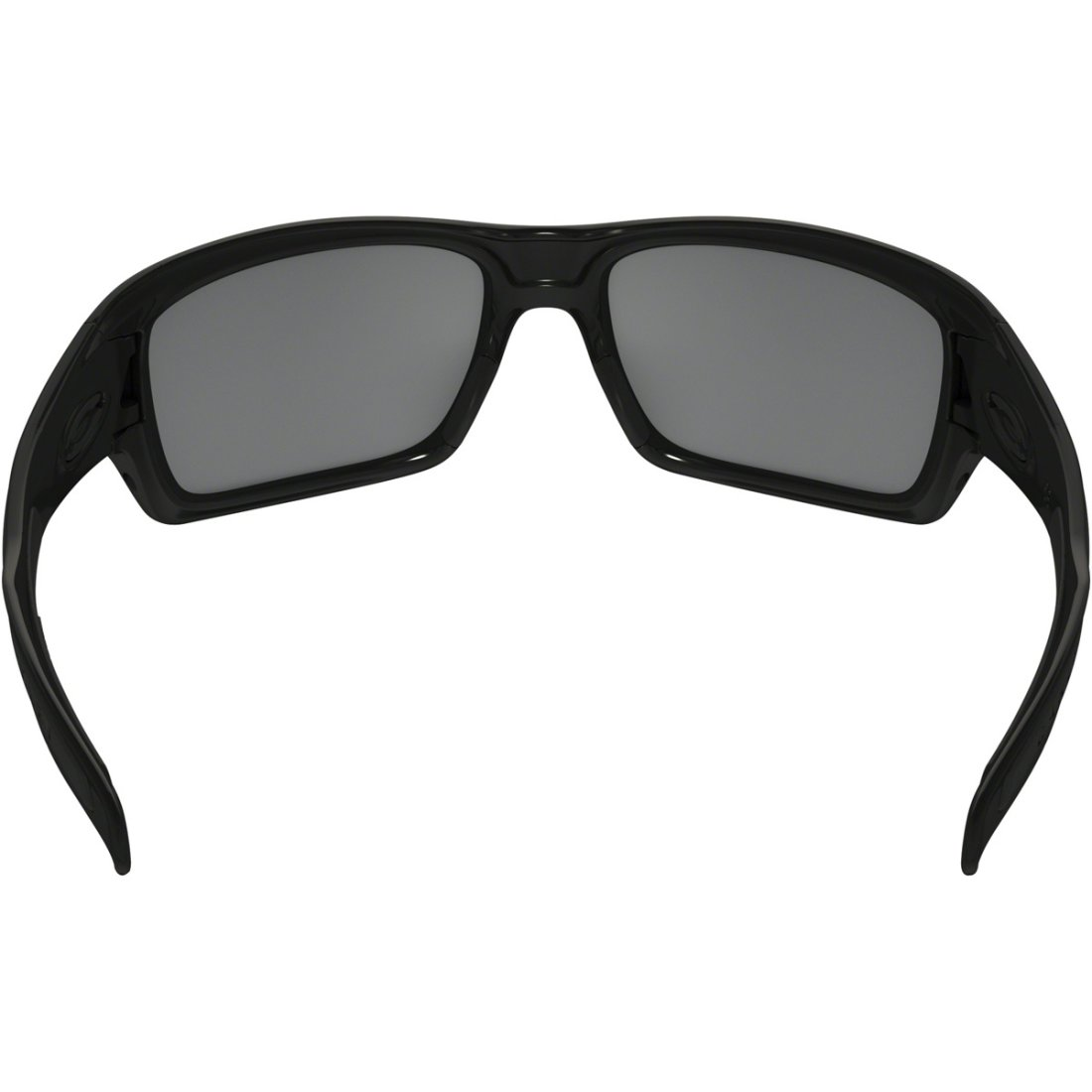 Oakley Turbine Polished Black Black Iridium Schwarz Dgarl9