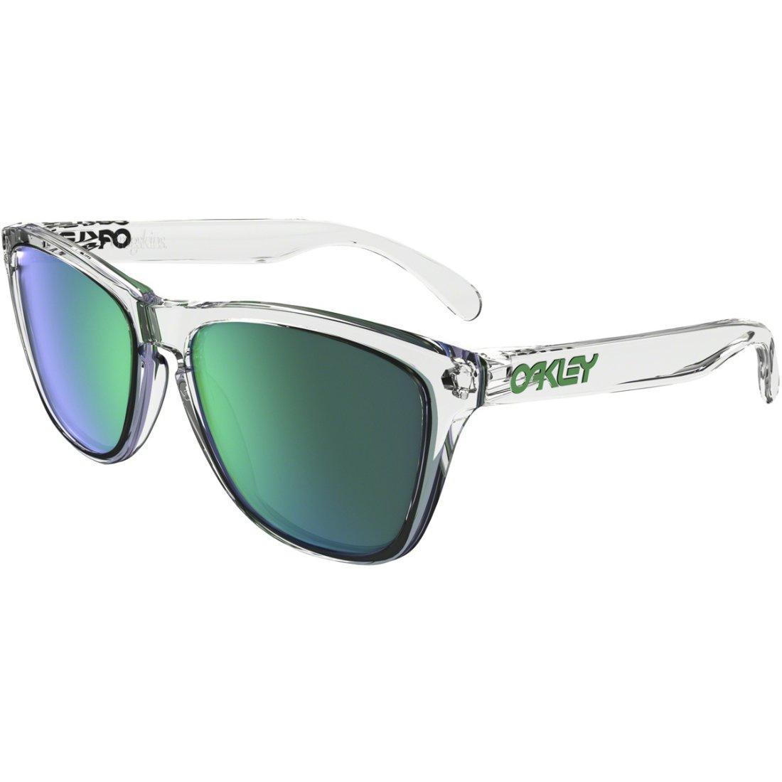 Sonnenbrille Oakley Frogskins Clear Jade fjUI42