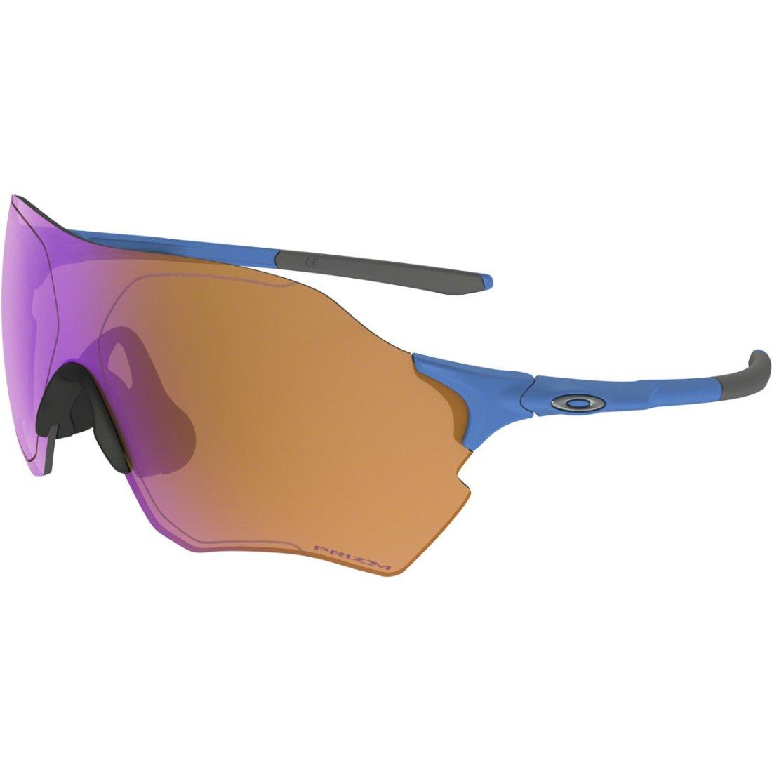 88121be525 OAKLEY EVZero Ranger Matte Sky Blue   Prizm Trail Mask   Goggle · Motocard