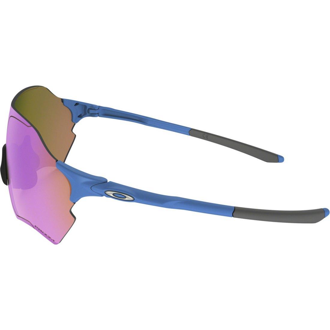 173fc0b783 OAKLEY EVZero Ranger Matte Sky Blue   Prizm Trail Mask   Goggle ...