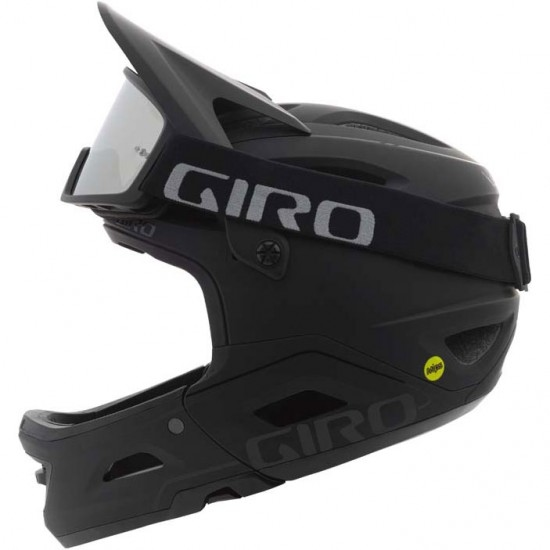 Casco GIRO Switchblade MIPS Matte Black / Gloss Black