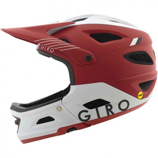 Casque GIRO Switchblade MIPS Matte Dark Red