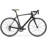 MERIDA Scultura 5000 Carbon 2017 Black / Green