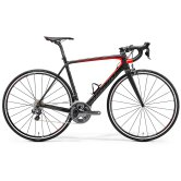 MERIDA Scultura 7000 E Carbon 2017 Black / Red