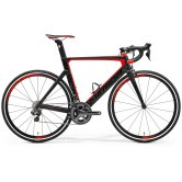 MERIDA Reacto 7000 E Carbon 2017 Black / Red