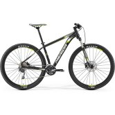 "MERIDA Big Nine 300 29"" 2017 Black / Green"