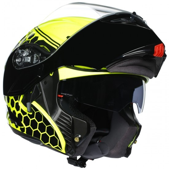 Compact ST Detroit Yellow Fluo / Black